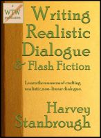 Cover for 'Writing Realistic Dialogue & Flash Fiction'