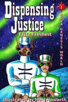 Cover for 'Dispensing Justice'