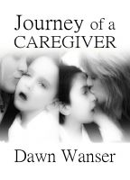 Cover for 'Journey of a Caregiver'