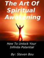 Cover for 'The Art Of Spiritual Awakening'