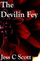 Cover for 'The Devilin Fey (paranormal romance)'