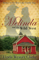 Cover for 'Melinda and the Wild West'