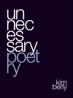 Cover for 'Unnecessary Poetry'