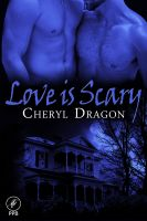 Cover for 'Love is Scary'