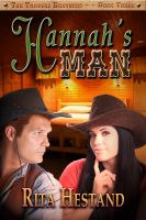 Cover for 'Hannah's Man'