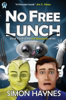 Cover for 'Hal Spacejock 4: No Free Lunch'