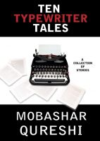 Cover for 'Ten Typewriter Tales'