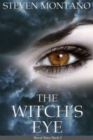 Cover for 'The Witch's Eye (Blood Skies, Book 5)'