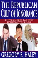 Cover for 'The Republican Cult of Ignorance'
