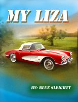 Cover for 'My Liza'
