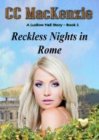 Cover for 'Reckless Nights in Rome'