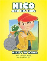 Cover for 'Nico and His Frog'