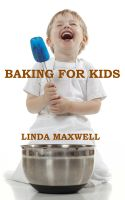 Cover for 'Baking for Kids'