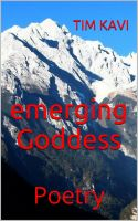 Cover for 'emerging Goddess'