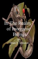 Cover for 'In The Realm of Inorganic Beings'