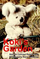 Cover for 'Koki's Garden'