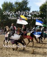 Cover for 'Sings At Festivals - Music Trivia For Feasts'