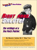 Cover for 'Danny Boy Stories--Right Hand, Salute'