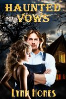 Cover for 'Haunted Vows'