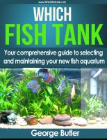 Cover for 'Which Fish Tank?'