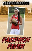 Cover for 'Fastpitch Fever'