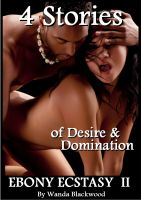 Cover for 'Ebony Ecstasy II - 4 More Stories of Desire & Domination'