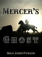 Cover for 'Mercer's Ghost'