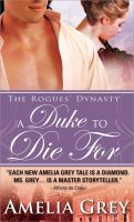 Cover for 'A Duke to Die For'