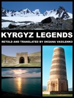 Cover for 'Kyrgyz Legends'