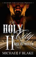 Cover for 'The Holy City II: Rise in Power'