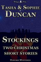 Cover for 'Stockings - Two Haward Mysteries Christmas Short Stories'