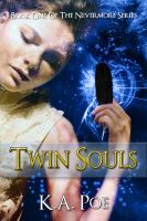 Cover for 'Twin Souls (Nevermore, Book 1)'