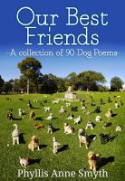 Cover for 'Our Best Friends: A collection of 90 Dog Poems'
