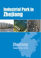 Cover for 'Industrial Parks in Zhejiang'