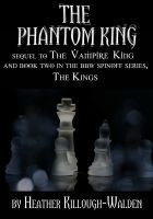 Cover for 'The Phantom King'