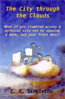 Cover for 'The City through the Clouds'