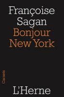 Cover for 'Bonjour New York'