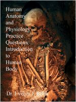 Cover for 'Human Anatomy and Physiology Practice Questions: Introduction to Human Body'