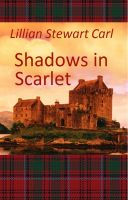 Cover for 'Shadows in Scarlet'