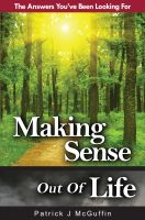 Cover for 'Making Sense Out of Life'