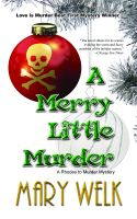 Cover for 'A Merry Little Murder'