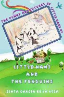 Cover for 'Little Nani and the Penguins'