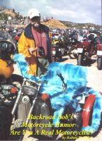 Cover for 'Motorcycle Road Trips (Vol. 5) Motorcycle Humor - Are You A Real Motorcyclist? (SWE)'