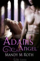 Cover for 'Adam's Angel'