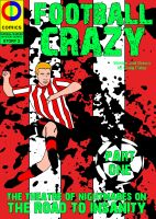 Cover for 'Football Crazy: Part one'