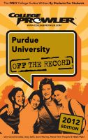Cover for 'Purdue University 2012'