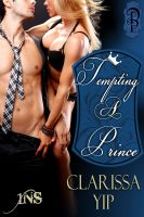 Cover for 'Tempting a Prince'