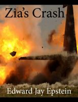 Cover for 'Zia's Crash'