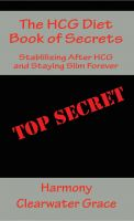 Cover for 'The HCG Diet Book of Secrets'