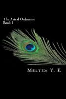 Cover for 'The Astral Ordinance Book I'